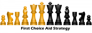 first choice aid strategy